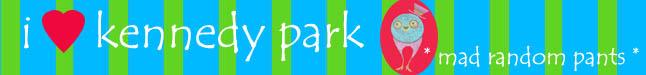 I Heart Kennedy Park
