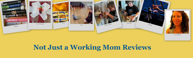 Not Just a Working Mom Reviews