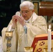 The VIcar of Christ: Pope Benedict XVI
