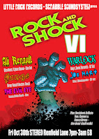 Rock and Shock 6! This time it's personable.