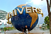 Spent almost four hours at Universal Studios today. It's at Sentosa! (dsc )
