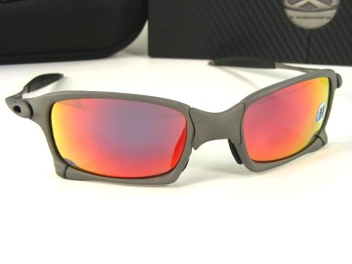 lente oakley juliet ruby