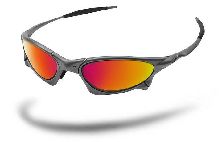 Óculos Oakley Penny X - Metal Iridium   Ruby da82dcd257