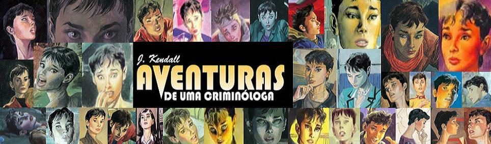 AVENTURAS DE UMA CRIMINÓLOGA