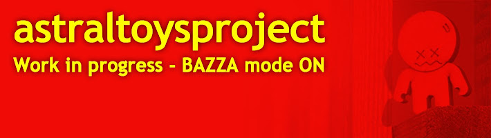astraltoysproject: ricicIo, illustrazione, installazioni, design,vector art, propmaking, toys.
