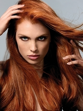 Less than 4% of the population are natural red heads but with the multitude ...