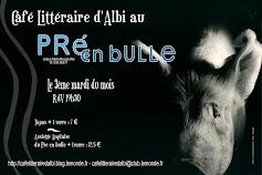 Café littéraire d'Albi