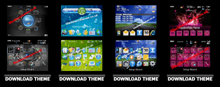 Temas gratis para blackberry 8520 - Imagui