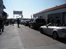 Balboa Island Ferry Traffic