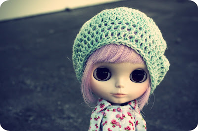 Bernat: Pattern Detail - Softee Chunky - Cute Kid's Earflap Hat