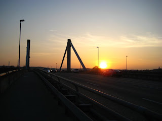 Ulm Sunset