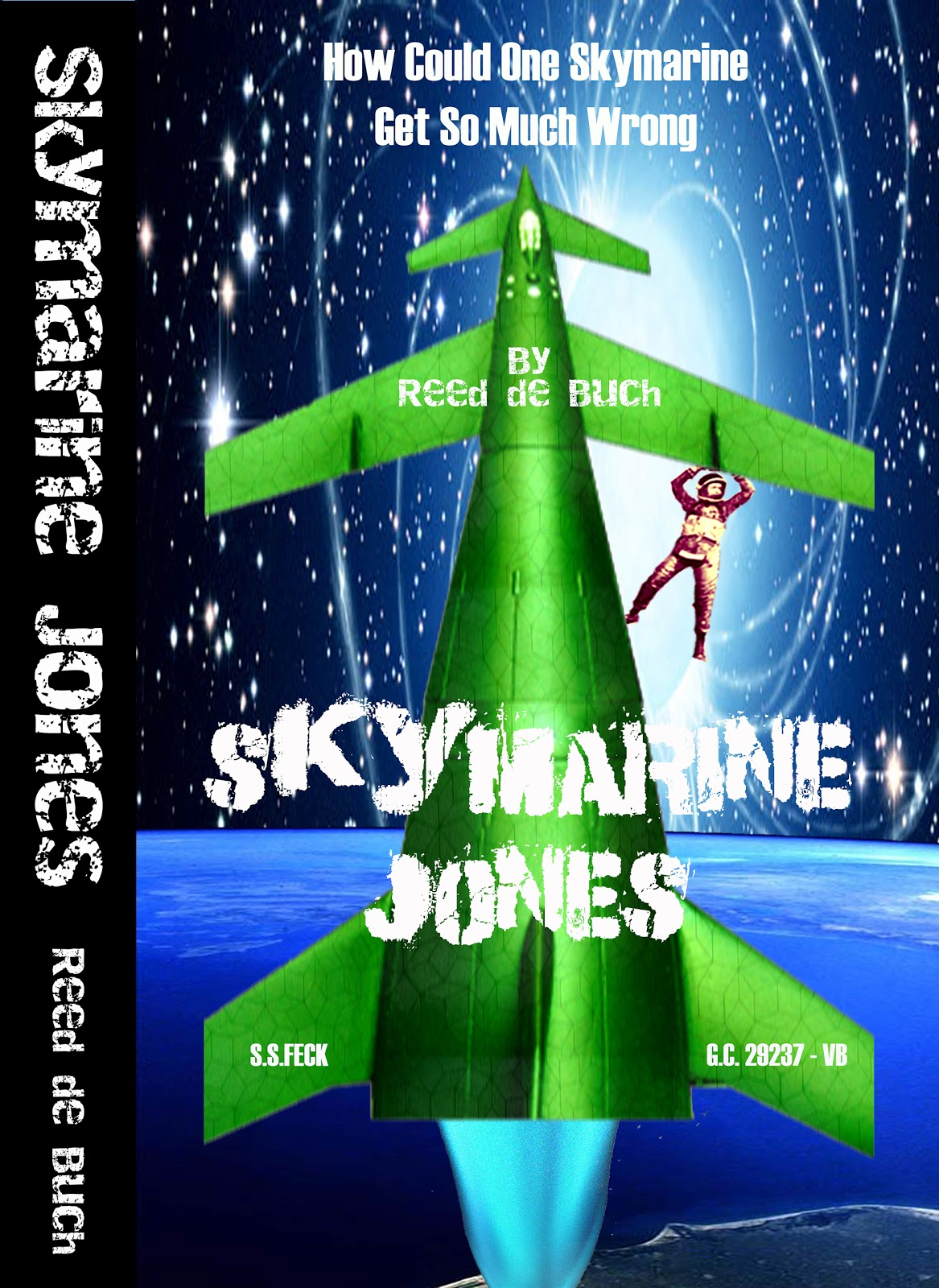 Skymarine Jones