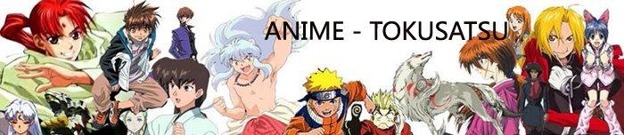 Anime - Tokusatsu
