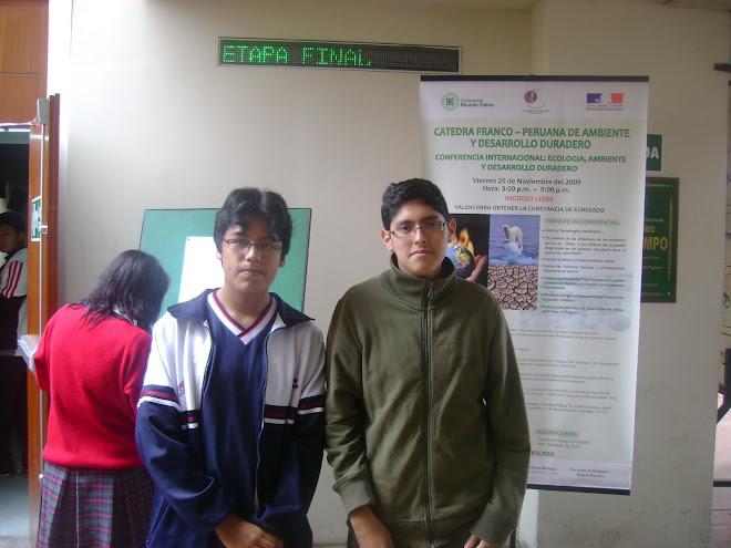 CAMPEONES OLIMPICOS NACIONALES EN CIENCIAS BIOLOGICAS DESDE 2007, 2008, 2009 Y 2010.