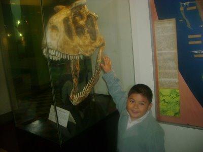 MUSEO DE HISTORIA NATURAL UNMSM LIMA - PERU