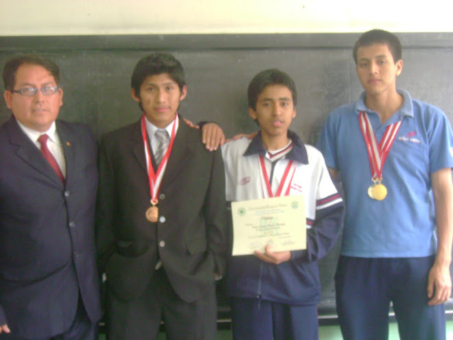 V OLIMPIADA PERUANA DE BIOLOGIA 2010.