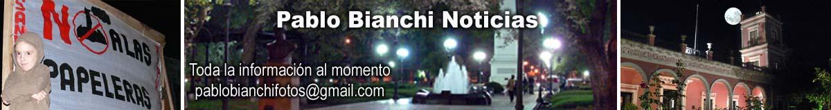 Pablo Bianchi Noticias