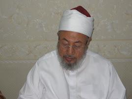 Prof.Dr.Yusuf Al-Qaradhawi di Masjid Shah Alam pada 19hb 12 2009