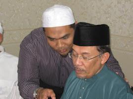 Bersama Mantan Presiden ABIM