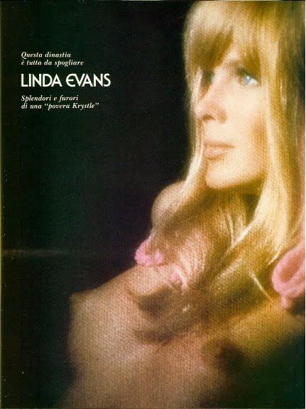 Linda Evans Playboy Nude