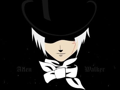 D. Gray Man (coming soon) Allen+walker+2