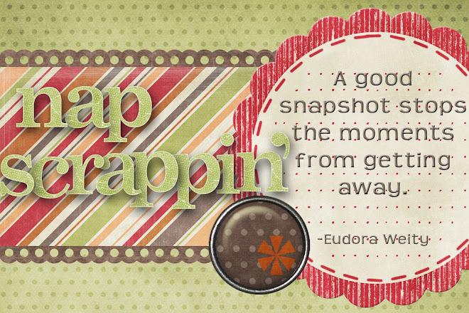 Nap Scrappin'
