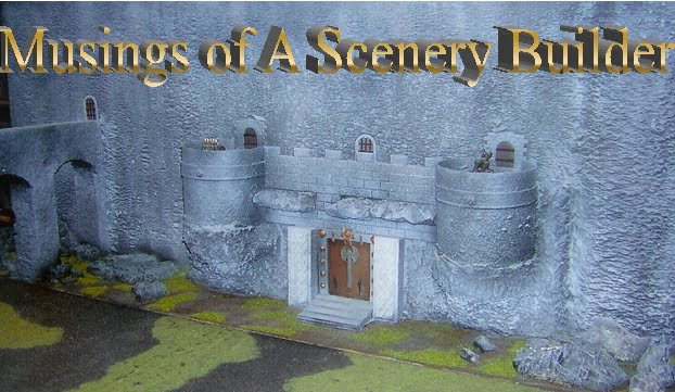 Musings of A Scenery Builder