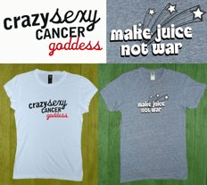 Crazy Sexy Tees!