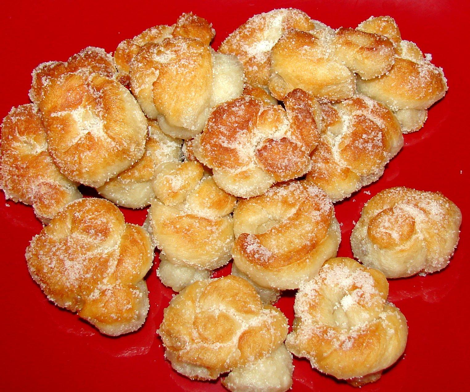 Sweet Dough Active Yeast Cake