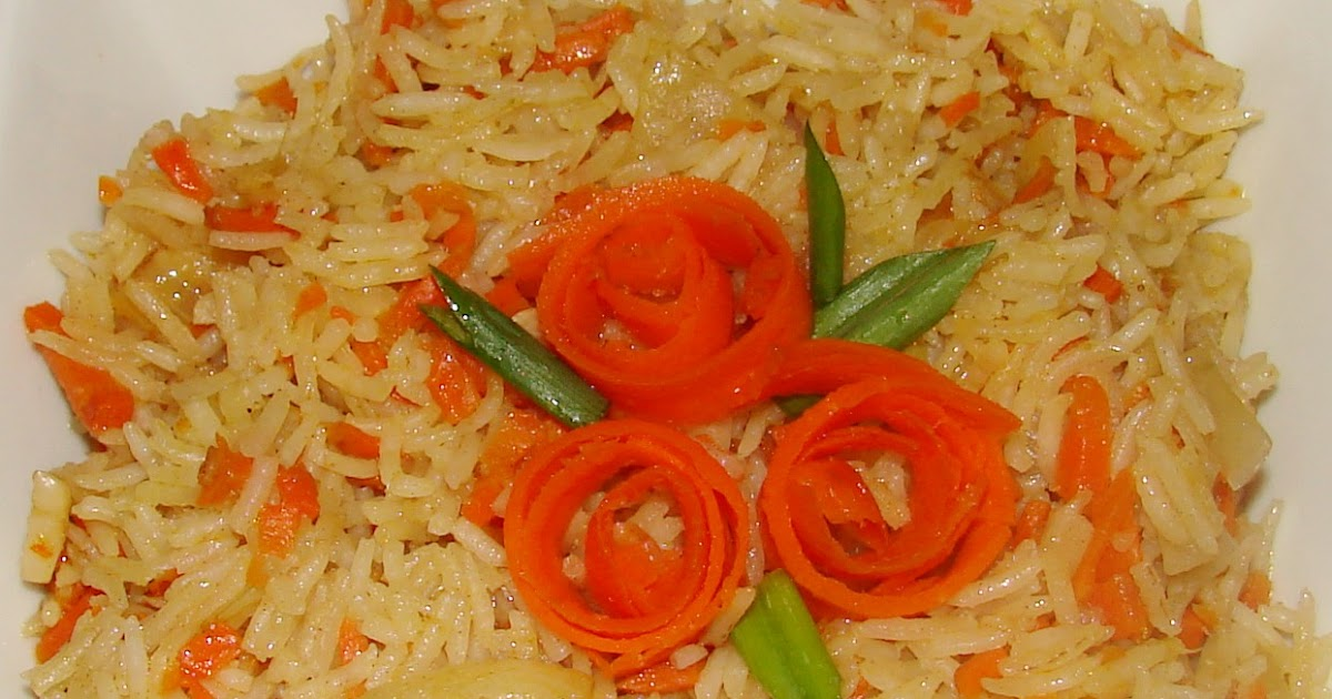Carrot Rice Cakes