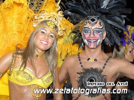 El Mejor Carnaval Samba del Uruguay!!