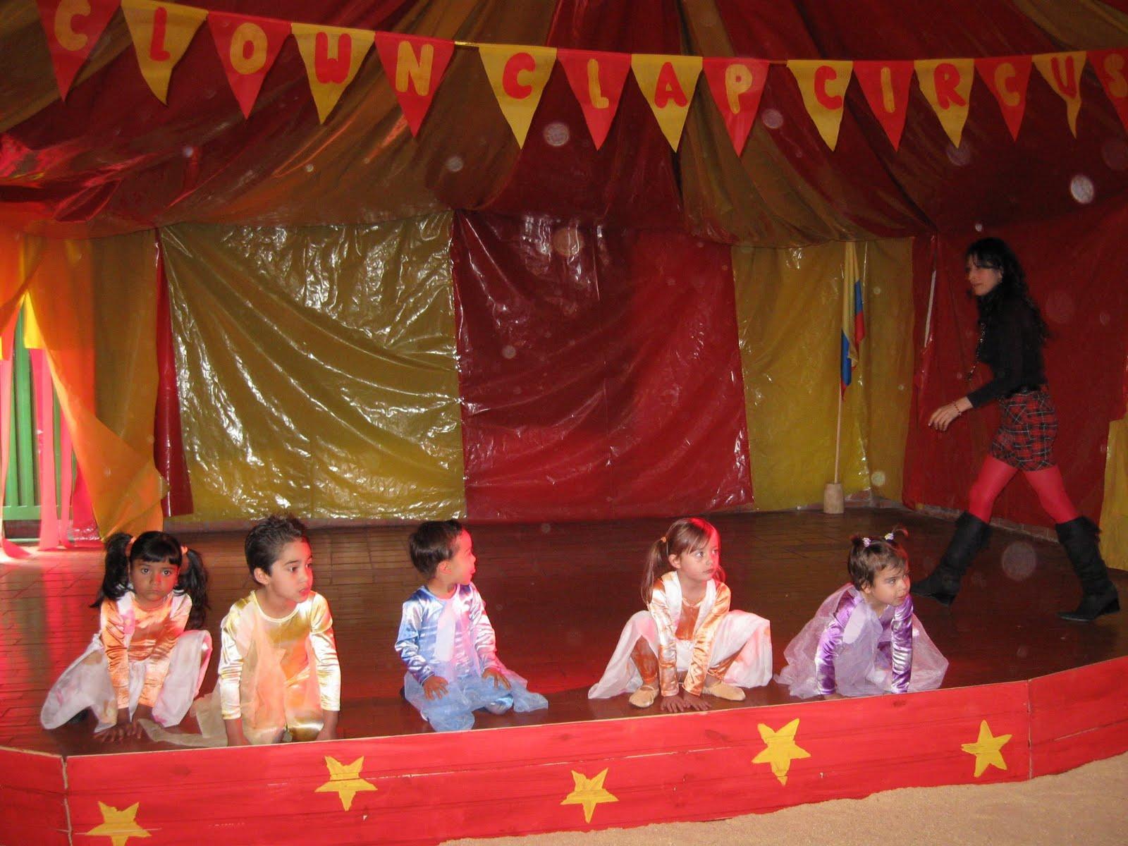 Decoraciones de circo para fiestas infantiles auto - Decoracion fiestas infantiles ...