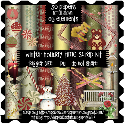 http://hippiedazescrappinstuff.blogspot.com/2009/11/winter-holiday-time-scrap-kit-freebie.html