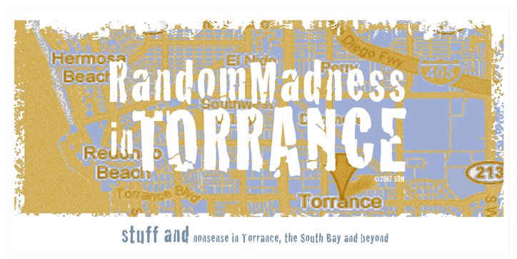 Random Madness in Torrance
