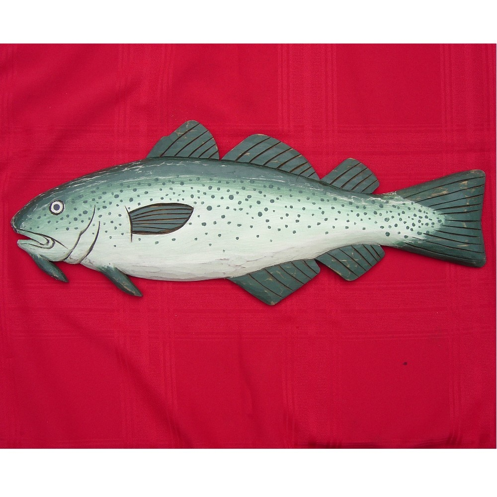 Fish of the day for Atlantic cod fish