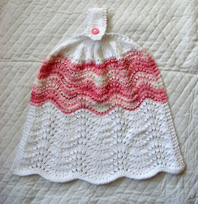 Rachels Knitting Room  : Our 2010 Dishcloth Pattern-a-Day Countdown to C...