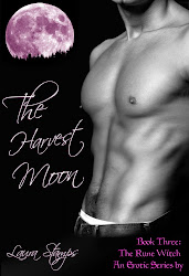 The Harvest Moon: Book Three of the Rune Witch Series