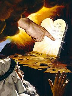 Deus - 10 Mandamentos