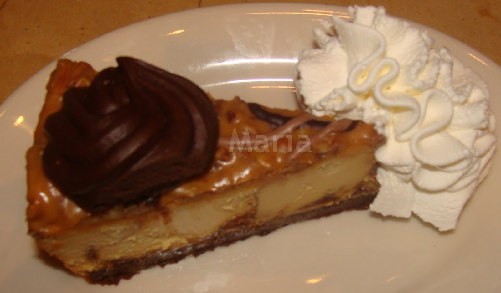 Food and Beverage Stop: Caramel Pecan Turtle Cheesecake