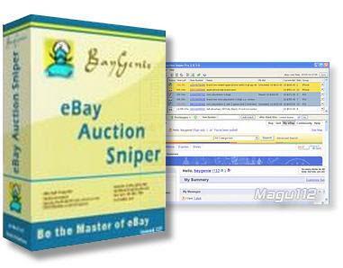 Baygenie Ebay Auction Sniper Pro Edition - Freeware ...