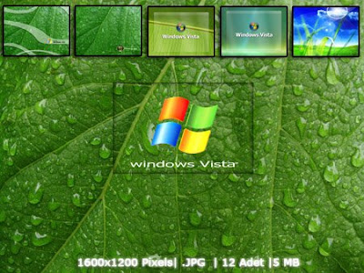 Windows Vista HD Wallpapers