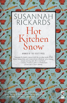 Hot Kitchen snow Book Launch