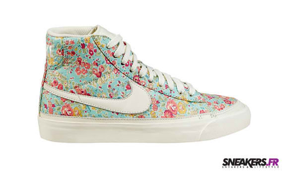 huge selection of 76673 b6a32 Nike x Liberty of London 2011 Collection