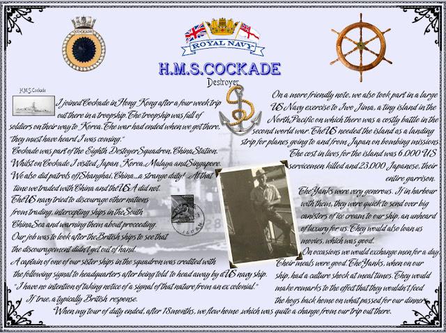 H.M.S.Cockade
