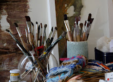 Studio Interior photos - 2010 - photography by Sharon Murphy