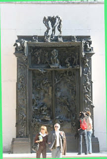 Gates of Hell, Musee Rodin, Paris, France, © 2007 lawhawk