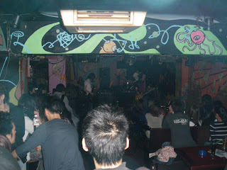 A Night Out in Taipei, Taiwan: Watching Rock Music in the Underworld