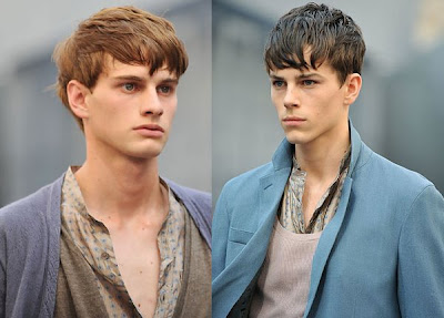 Teenage Boys Hairstyles for 2009