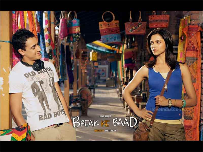 Pics Of Imran Khan In Break Ke Baad. BREAK KE BAAD is not just a