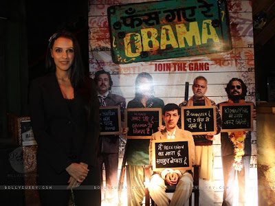 'Phas Gaye Re Obama' 2010 Premiere Wallpapers